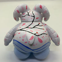 "Load image into Gallery viewer, 4"" Cherry Blossom Balloon Ramble with Stand"