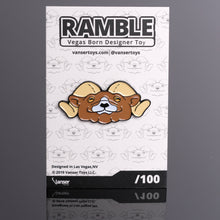 Load image into Gallery viewer, Ramble Founders Edition Enamel Pin