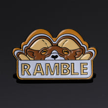 Load image into Gallery viewer, Ramble Founders Gradient Enamel Pin