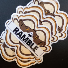 Load image into Gallery viewer, Ramble Founders Colorway Vinyl Sticker