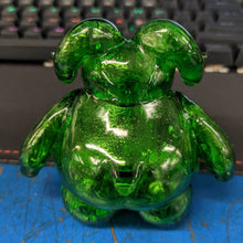 Load image into Gallery viewer, Ramble 3D Test Print Resin Piece (Green)