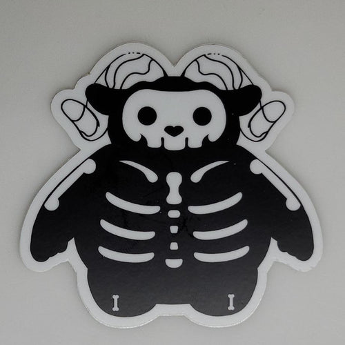 Skelly Vinyl Sticker