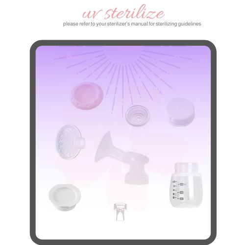 BE Mini X Electric Breast Pump - Baby Express SG