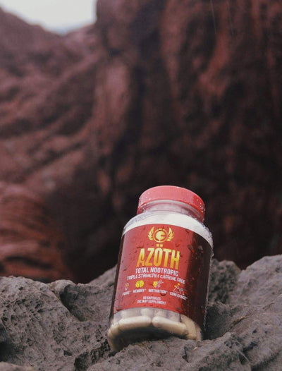 Azoth 2.0: The Total Nootropic (Full Review)