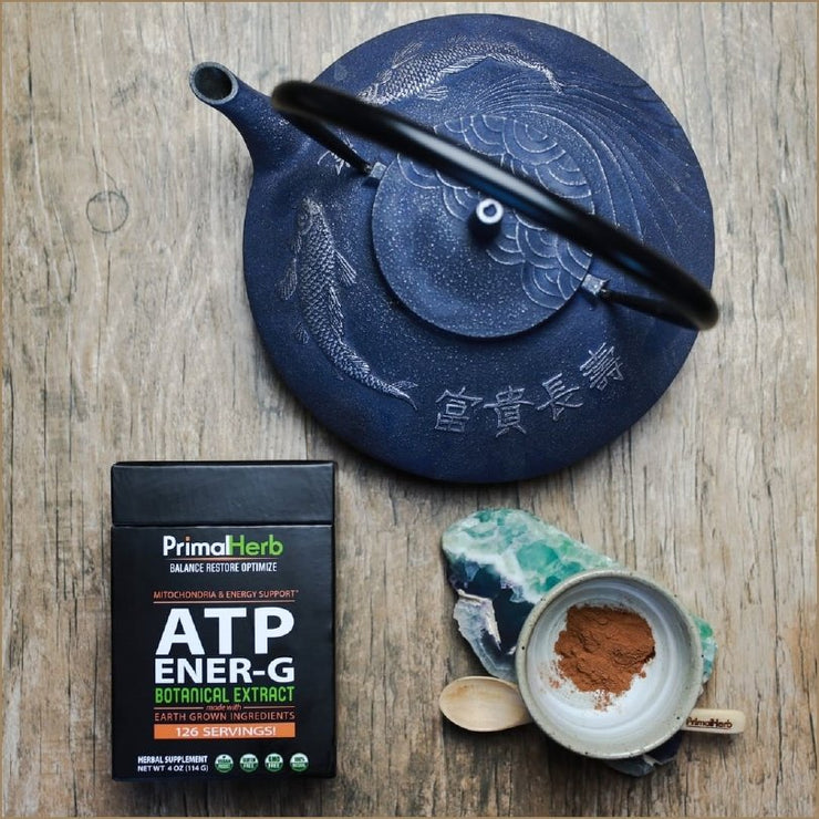 ATP Ener-G - The VitaKea Store - Nootropics & Biohacking for New Zealand