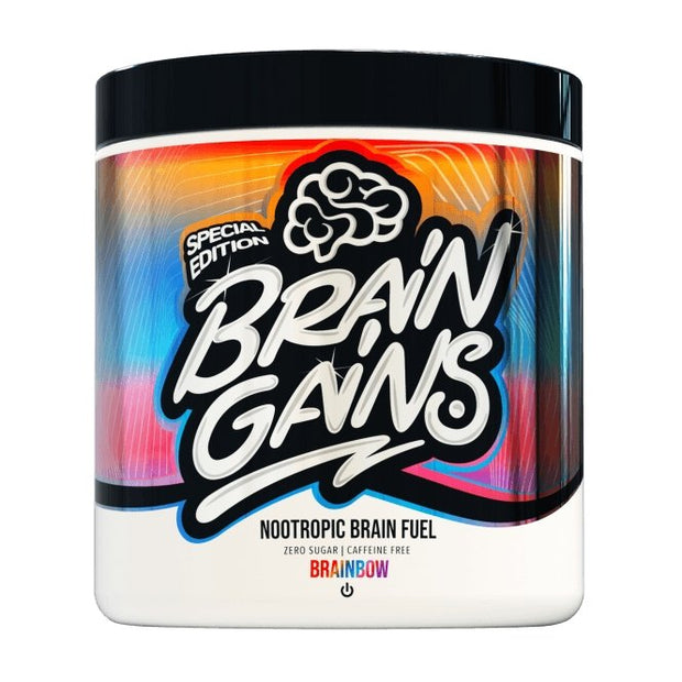 Brain Gains: Nootropic Brain Fuel - The VitaKea Store - Nootropics & Biohacking for New Zealand