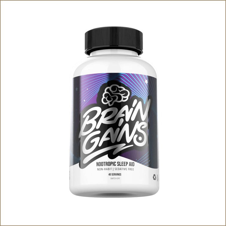 Brain Gains: Nootropic Sleep Aid - The VitaKea Store - Nootropics & Biohacking for New Zealand