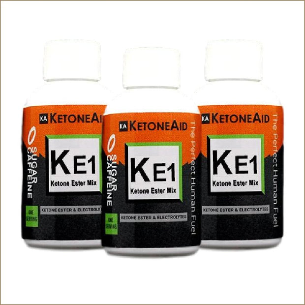KE1 Ketone Ester & Ketone Salt Mix - The VitaKea Store - Nootropics & Biohacking for New Zealand