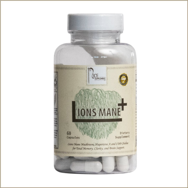 Lions Mane+ - The VitaKea Store - Nootropics & Biohacking for New Zealand