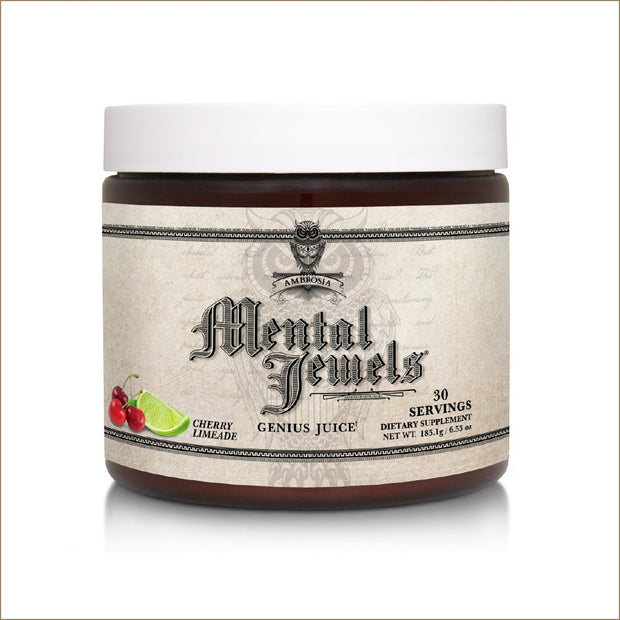 Mental Jewels - The VitaKea Store - Nootropics & Biohacking for New Zealand