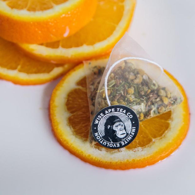 Orange Dreamsicle Sleepwise Tea - The VitaKea Store - Nootropics & Biohacking for New Zealand