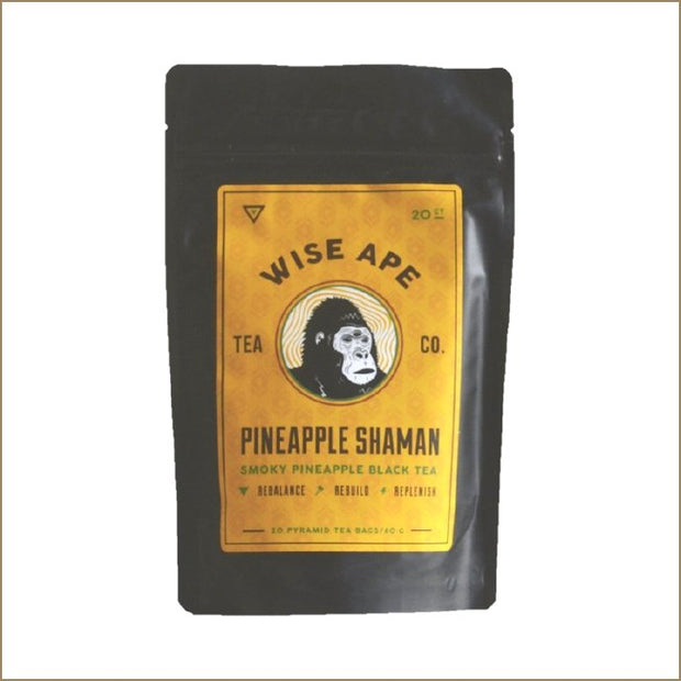 Pineapple Shaman Gut-Health Tea - The VitaKea Store - Nootropics & Biohacking for New Zealand