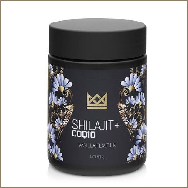 Shilajit + CoQ10 - The VitaKea Store - Nootropics & Biohacking for New Zealand