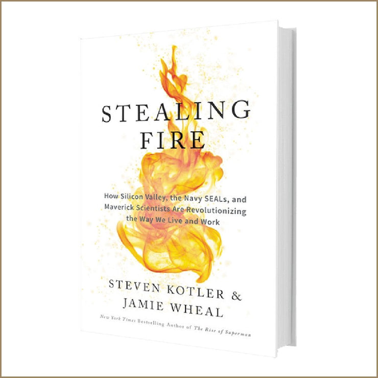 Stealing Fire - The VitaKea Store - Nootropics & Biohacking for New Zealand