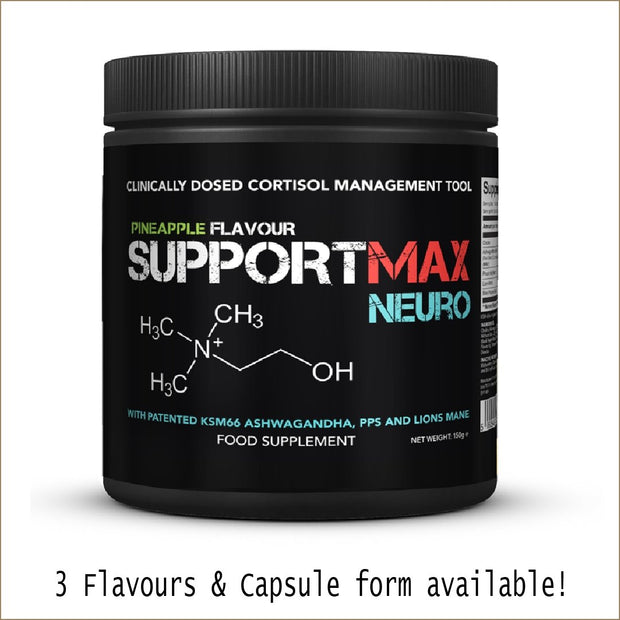 SupportMAX Neuro - The VitaKea Store - Nootropics & Biohacking for New Zealand