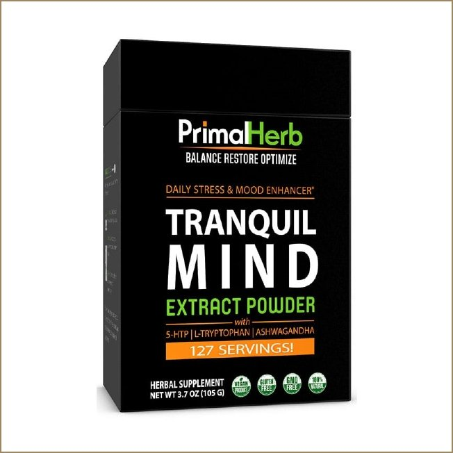 Tranquil Mind - The VitaKea Store - Nootropics & Biohacking for New Zealand