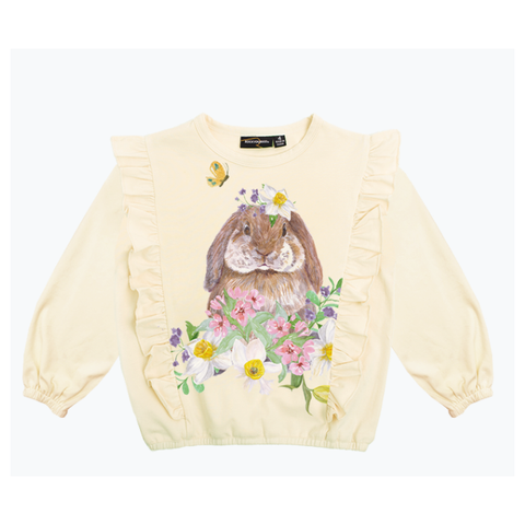 Rock Your Baby - Bunny Blossom T-shirt