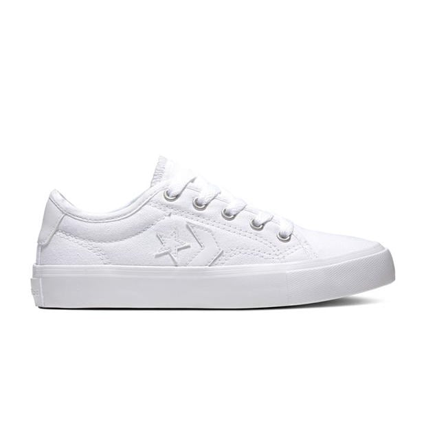 converse - star replay xo - white leather