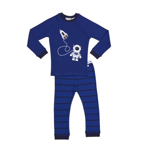 Huckleberry Lane - Boys PJs - Astronaut
