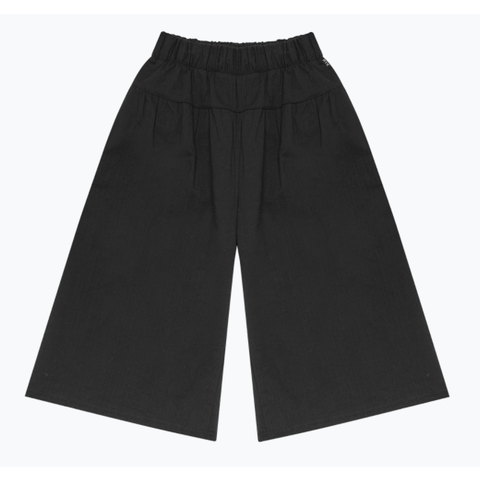Rock Your Baby - Black Culottes