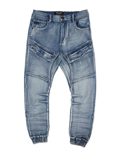 Styled Drifter light denim