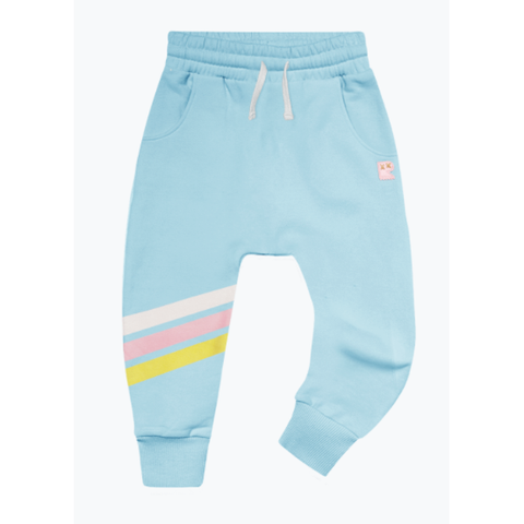 Rock Your Baby - Warrior Girl Track Pants