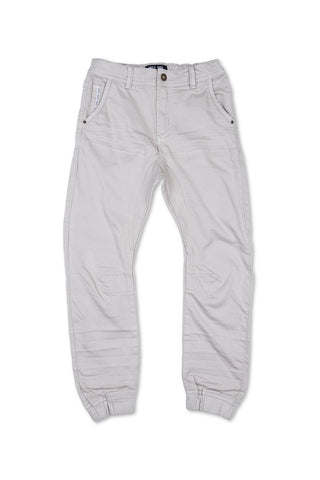 boys - arched drifter pants - birch