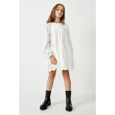 Bardot Junior - Arianna Mini Dress - Ivory