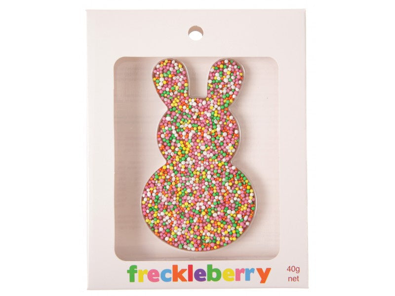 Easter Pastel Freckle Bunny