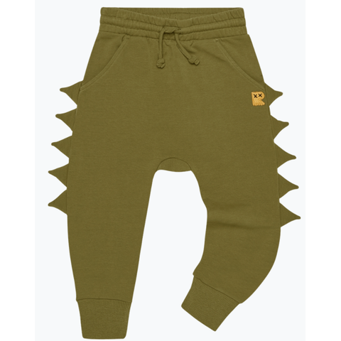 Rock Your Baby - Khaki Dino Track Pants