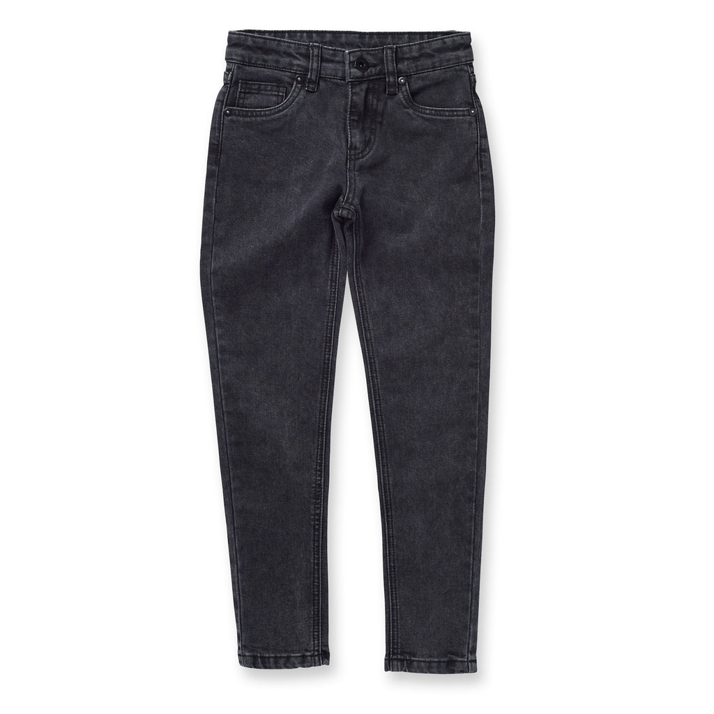 Minti - Blasted Jeans - Black