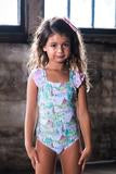 Rock Your Baby - Girls Swimwear - Swan Castle