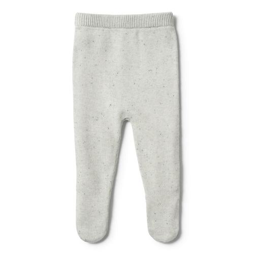 Wilson & Frenchy - Knitted Legging With Feet