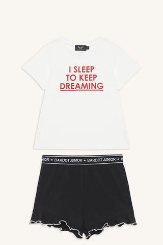 girls - dream pj's - cloud