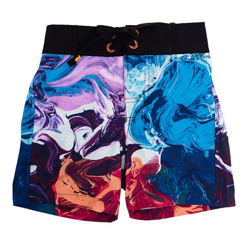 Rock Your Baby Abstract boardshort - multi