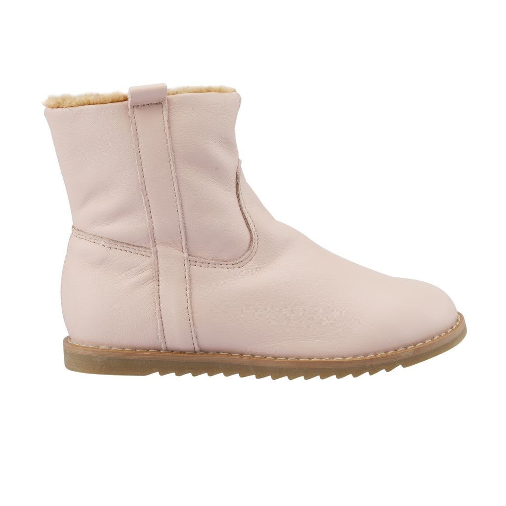 Old Soles - Lounge Boot Powder Pink
