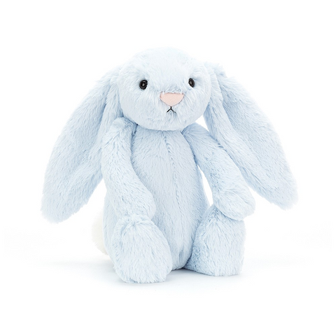 Jellycats Bashful Blue Bunny - Medium