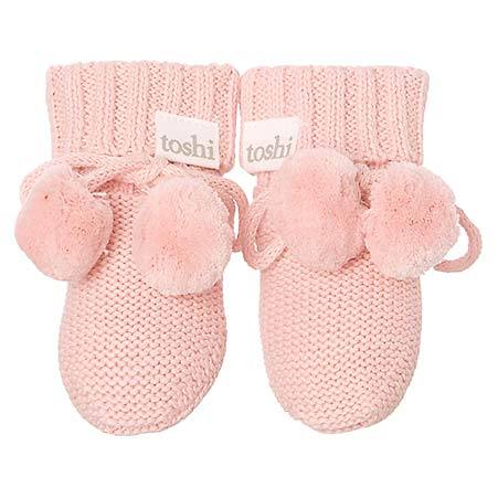 Toshi - Organic Booties Marley Cashmere