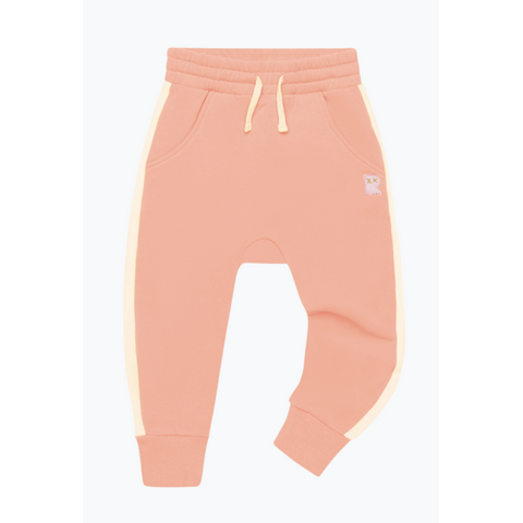 Rock Your Baby - Pink Bunny Track Pants