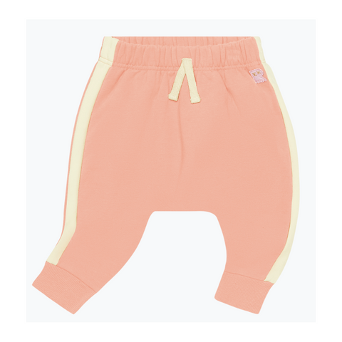 Rock Your Baby - Pink  Bunny Baby Track Pants