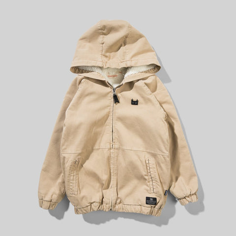 Munster - Munhartt Jacket - Washed Sand