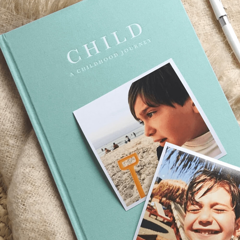 Write To Me - Child - A Childhood Journey -