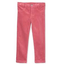 Milky - Pink Cord Jean