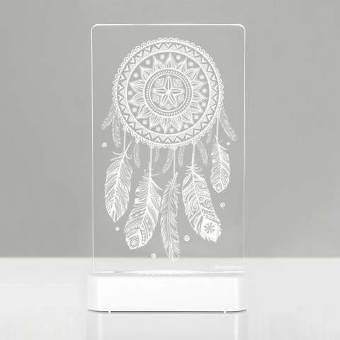 Aloka Sleepy Light Dreamcatcher
