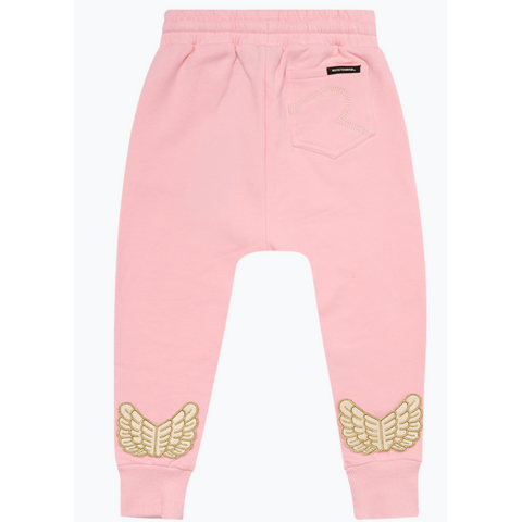 Rock Your Baby - Pink Fairy Track Pants