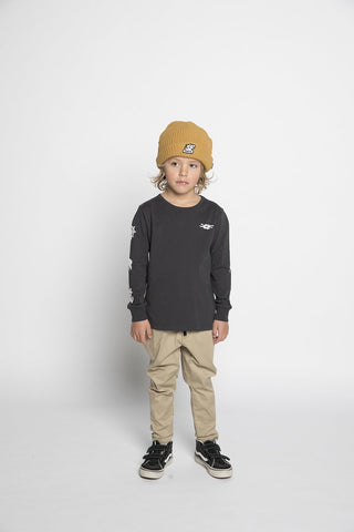 boys - ranch pants  - black or khaki