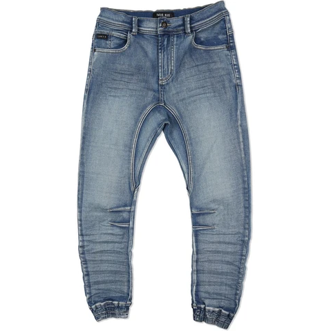 boys - arched drifter jeans - denim