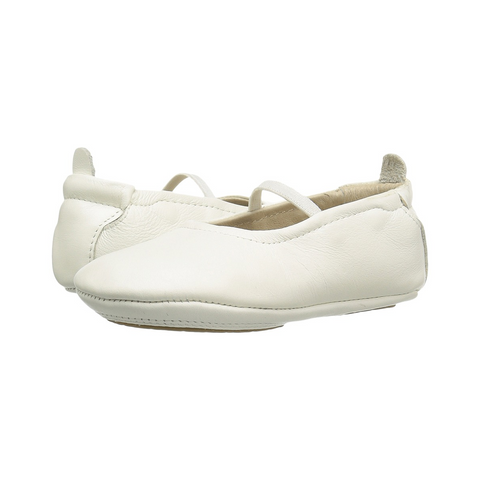 Old Soles - Luxury Ballet Flat - White