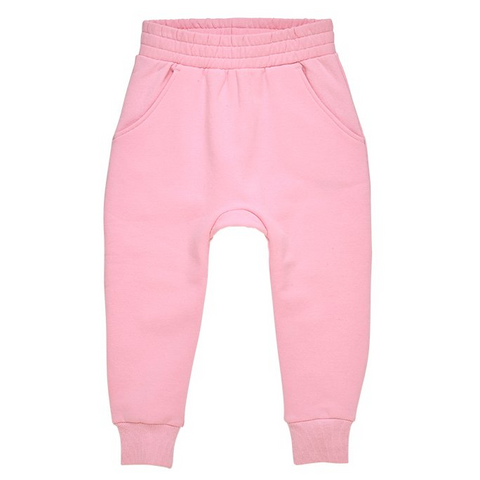 Rock Your Baby Pink Track Pants