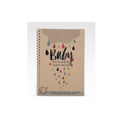 Rhicreative - Baby Shower Guest Book